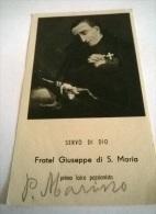 SANTINO FRATEL GIUSEPPE DI S. MARIA - Imágenes Religiosas