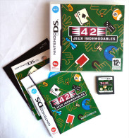 JEU NINTENDO DS - 42 Jeux Indémodables - Nintendo Game Boy
