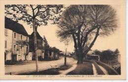 GOURDON - Les Promenades De L'Arbre-Rond - Gourdon