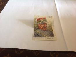 Journée Des éprouvées De La Guerre Groupe Armées Militaire - Trade Cards