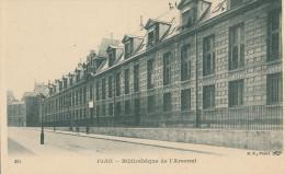 Paris. Bibliothèque De L'Arsenal - Paris (04)