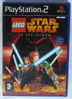 JEU PC  - PLAYSTATION 2 - LEGO STAR WARS LE JEU VIDEO Sans Livret - Sony PlayStation