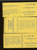 3 Couvertures Différentes  Autocollants - Carnets