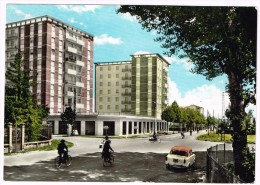B3960 Carpi (Modena) - Nuovi Quartieri - Auto Cars Voitures / Viaggiata 1962 - Autres Villes