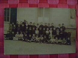 CARTE PHOTO - ECOLE - CLASSE - - Photos