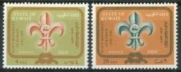 1966 Kuwait Scout Scoutisme Set MNH** B570 - Kuwait
