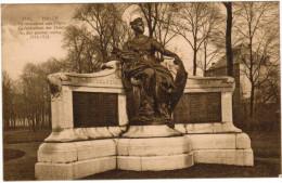 Halle, Hal, Gedenkteeken Der Helden Van Den Grooten Oorlog 1914-1918  (pk20868) - Halle