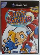 JEU NINTENDO GAMECUBE - BILLY HATCHER And The Giant Egg SANS LIVRET - Nintendo GameCube