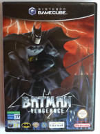 JEU NINTENDO GAMECUBE - BATMAN VENGEANCE SANS LIVRET - Nintendo GameCube