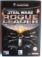 JEU NINTENDO GAMECUBE - STAR WARS ROGUE LEADER - ROGUE SQUADRON II SANS LIVRET - Nintendo GameCube