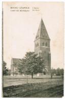 Bourg Léopold, Camp De Beverloo, De Kerk, Leopoldsburg (pk20887) - Leopoldsburg (Kamp Van Beverloo)
