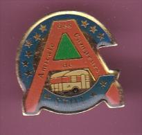 45259-Pin's .amicale Des Campeurs De Still.. - Villes