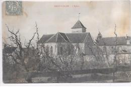 SAINT FIACRE - L'Eglise - Francia