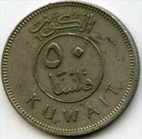 Koweït Kuwait 50 Fils 1979 - 1399 KM 13 - Koweït