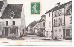 SAINT FIACRE - Entrée De La Place - Francia