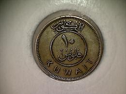 Kuwait 10 Fils 1967 - Kuwait