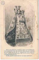 Lebbeke   Ol Vrouw  Jubel Kaarten   1108 1908 - Lebbeke