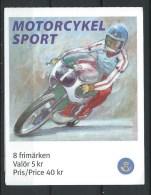 Suède 2002 Carnet C2296 Neuf Motocyclisme - 1981-..