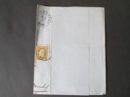 Belgien 1877 Nr. 29 EF. Verviers (Station) Nach Sassenberg. E. Schwachhofer Verviers. Geschäftsbrief - 1869-1883 Leopold II.