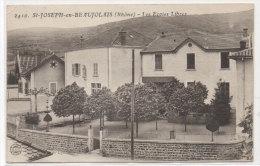 SAINT JOSEPH EN BEAUJOLAIS - Les Ecoles Libres   (78677) - Autres Communes