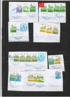 Belarus 265 Stamps, Postmarks 159 Minsk And Region 10 Scans - Wit-Rusland