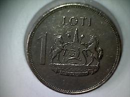Lesotho 1 Loti 1979 - Lesotho
