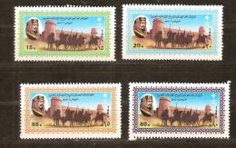 Saoedi Arabie Saoudite 1985 Yvertn° 627-30 *** MNH  Cote 6 Euro - Arabie Saoudite