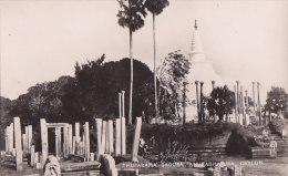 As - Cpa CEYLON - Thuparama Dagoba, Anuradhapura - Sri Lanka (Ceylon)