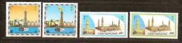 Saoedi Arabie Saoudite 1987 Yvertn° 670-73 *** MNH  Cote 9,75 Euro - Arabie Saoudite
