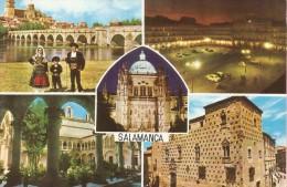 PP1084 - POSTAL - SALAMANCA - VARIAS VISTAS - Salamanca