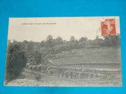 16 ) Théatre Gallo-romain Des Bouchauds  - Année 1914 - EDIT - Boyon - Autres Communes