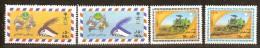 Saoedi Arabie Saoudite 1987 Yvertn° 691-94 *** MNH  Cote 10,50 Euro - Arabie Saoudite