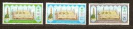 Saoedi Arabie Saoudite 1987 Yvertn° 699-701 *** MNH  Cote 6,50 Euro - Arabie Saoudite