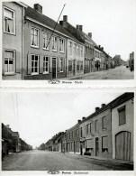 PROVEN - Markt & Statiestraat  (2 postkaarten)