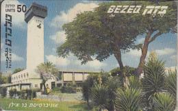 ISRAEL(chip) - Bezeq Telecard First Chip Issue 50 Units, Tirage 30000, 11/94, Mint - Israël