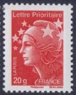 4566 - Marianne Beaujard Rouge 20g TD 215 (2011) Neuf** - Nuevos
