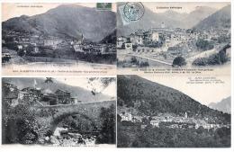 (06) St Saint Martin Vésubie : Lot De 17 CPA -  Toutes Les Cartes Sont Scannées - Saint-Martin-Vésubie