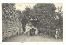 Cp, 77, Provins, La Poterne Faneron - Provins