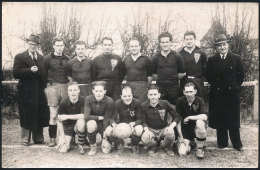 60 LIANCOURT - Equipe Premiere De C S Liancourt - Liancourt