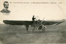 C4090 Cpa Aéroplane  Blériot - Sin Clasificación