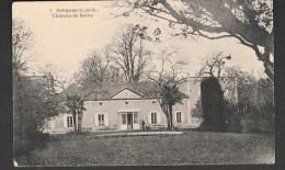 CP DE CALIGNAC (47)  REPRESENTANT Le CHATEAU DE BARBE - Autres Communes
