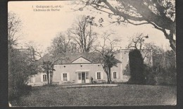 CP DE CALIGNAC (47)  REPRESENTANT Le CHATEAU DE BARBE - France