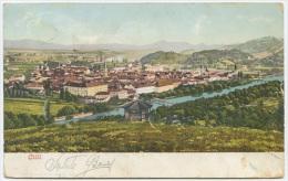 1905 SLOVENIJA CILLI – CELJE PHOTOKROMIEKARTE (A441) - Slovenia