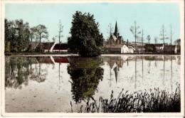 """HULDENBERG (3040) : """" De Vijvers - Les Etangs."""" CPSM. - Huldenberg"""
