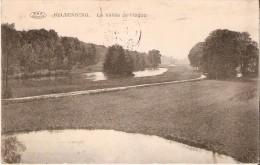 HULDENBERG (3040) : La Vallée De L´Isque. CPA Rare. - Huldenberg
