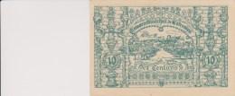 Portugal-billet-estremoz -cédula 10 Centavos - Portugal