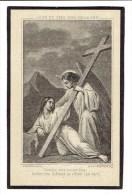 Bidprentje - PETRUS JOANNES DE GROOTE - Heyst Aan Zee 1843 - 1890 - Images Religieuses