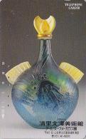Télécarte Japon / 290-40223 - ART NOUVEAU - FIOLE PARFUM & COQUILLAGE - SHELL & PERFUME Japan Phonecard - Bijou 133 - Parfum