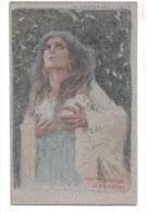 """""""La Grazia Del Latte"""", Illustrata Da Basilio Cascella, Della Serie """"cartoline Abruzzesi"""" - F.p.- Anni ´1900 - Illustrateurs & Photographes"""