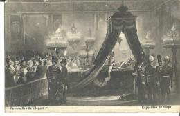! - Belgique - Funérailles Du Roi Léopold 1er - Funérailles